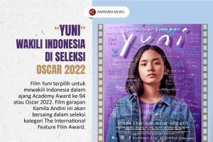 'Yuni' wakili Indonesia di seleksi Oscar 2022