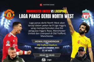 MU vs Liverpool: Laga panas derbi North West