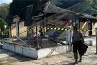 Polres Sukabumi Periksa Delapan Saksi Terkait Pembakaran Mesjid Ahmadiyah