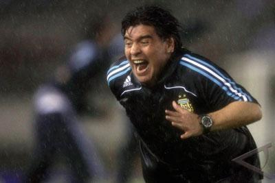 Maradona Peroleh Kesempatan Kedua