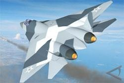 Rusia Luncurkan Pesawat Tempur Baru