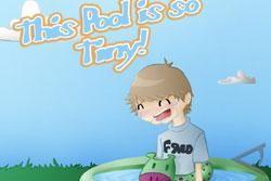 Nickelodeon Filmkan Kartun Tersensasional di YouTube