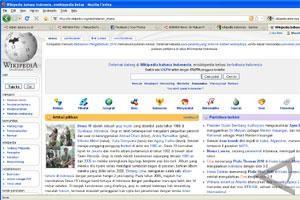 Wikipedia Indonesia, Situs Web Ensiklopedi Terbesar