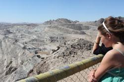 Tambang Uranium pun Jadi Obyek Wisata