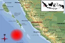 LIPI: Gempa Mentawai Proses Pemulihan Gempa 2007