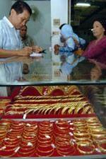 Pasca Pengeboman, Harga Emas Stabil di Jambi
