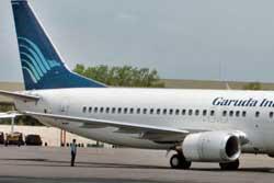 Garuda to need one year to prepare for European market