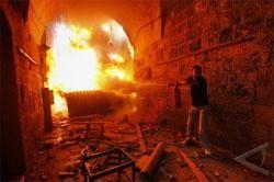 Suriah Kutuk Pelanggaran Israel Terhadap Kompleks Al-Aqsha