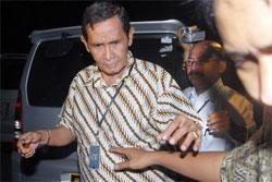 Polri Tolak Kunjungan Empat Pimpinan KPK