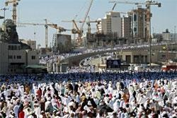 Mega Proyek Renovasi Masjidil Haram