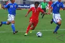 Jepang Pimpin Grup F Piala Asia