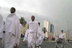 Pemerintah Tingkatkan Pelayanan Haji 2010