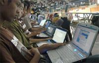 IPB Blogger Day Gagal Pecahkan Rekor MURI