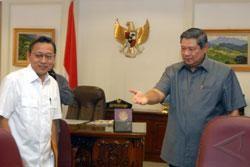 Polisi Padang Siap Amankan Demo 100 Hari Kabinet SBY