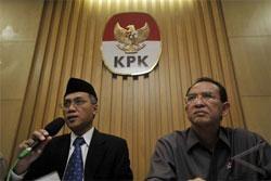 KPK Temukan 48 Potensi Korupsi Terkait Haji