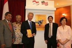 Indonesia-Malaysia Luncurkan Buku Sejarah Dua Negara
