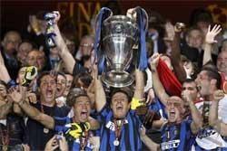 Inter Milan Juara Liga Champion 2010