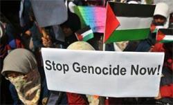 5.000-an Massa Suarakan Perjuangan Palestina