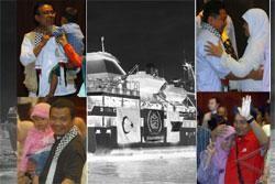 12 Relawan Indonesia Dapat Kewarganegaraan Palestina