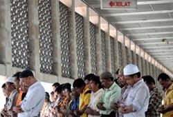 NTB Bangun Masjid Raksasa Berkapasitas 15.000 Orang