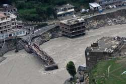 Banjir di Pakistan, 1.400 Tewas