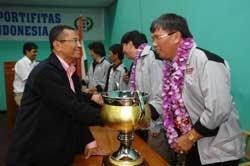 Tim Bridge Putra Indonesia Berjaya di Piala Asia