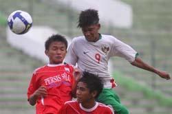Timnas U-16 Tiba di Jakarta
