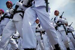 TNI AL Buka Pendaftaran Jadi Prajurit Tamtama