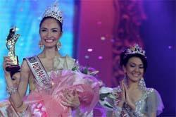 Putri Pariwisata Indonesia Duta Bangsa di WTM