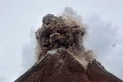 Letusan Gunung Berapi Mengubah Pola Curah Hujan