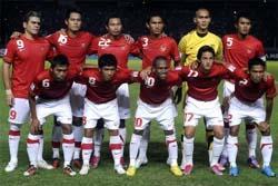 Indonesia Peringkat 19 FIFA Zona Asia