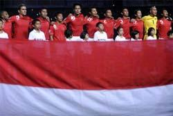 People Power Tim Merah Putih