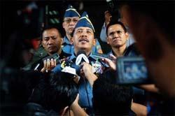 TNI Kembalikan Sisa Anggaran Rp600 Juta