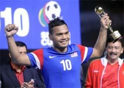 Safee Akan Tinggalkan Selangor FC ke Persib Bandung