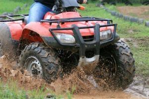 ATV Lebih Mematikan Ketimbang Motor