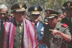 RI, Timor Leste militaries to step up cooperation