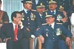 Hari Bakti ke-62 TNI AU Diperingati