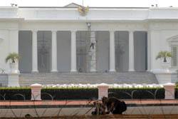 Paspampres Jamin Peringatan 17 Agustus di Istana Aman