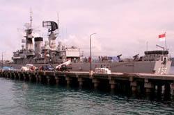 Negara Maritim Tapi Minim Kekuatan Lautnya