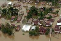 Kota Poso Terendam Banjir