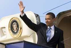 Alasan Obama Batal Datang Dianggap Mengada-ada