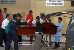 100 Polisi Jaga Kamar Mayat RS Polri Kramat Jati