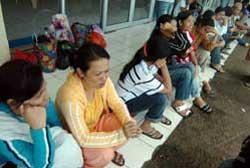 Haji Ahmad Pemilik Penampungan TKI di Batam Masuk DPO