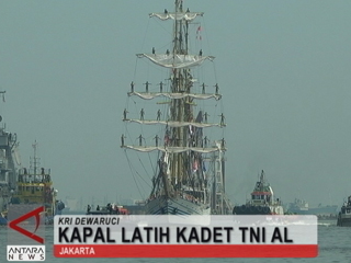 Kapal Latih Kadet TNI AL