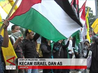 Kecam Israel Dan AS