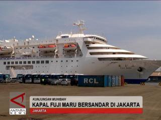 20121129kapal fuji RI gandeng Belanda kembangkan Tanjung Priok